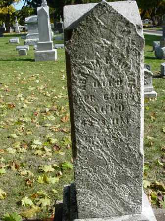BULLIS, ABRAM - Ogle County, Illinois | ABRAM BULLIS - Illinois Gravestone Photos