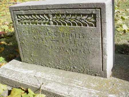 BULLIS, BELINDA - Ogle County, Illinois | BELINDA BULLIS - Illinois Gravestone Photos