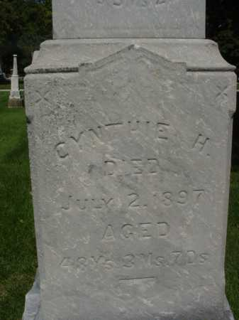 BULLIS, CYNTHIE - Ogle County, Illinois | CYNTHIE BULLIS - Illinois Gravestone Photos