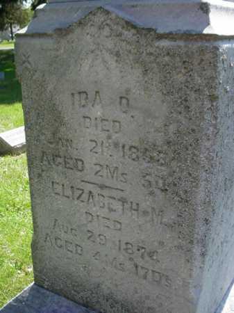 BULLIS, IRA D. - Ogle County, Illinois | IRA D. BULLIS - Illinois Gravestone Photos