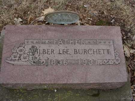 BURCHETT, WILBER - Ogle County, Illinois | WILBER BURCHETT - Illinois Gravestone Photos