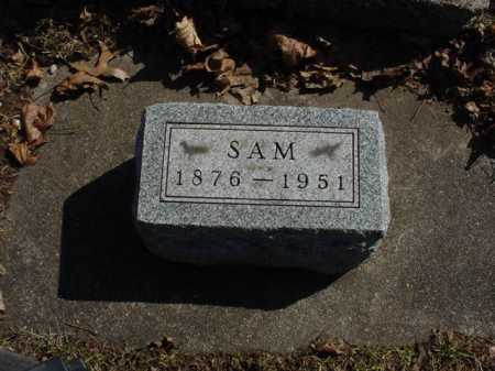 BURGESS, SAM - Ogle County, Illinois | SAM BURGESS - Illinois Gravestone Photos