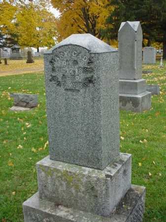 CADY, MARY - Ogle County, Illinois | MARY CADY - Illinois Gravestone Photos