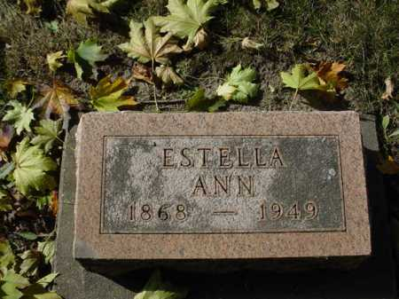 CARPENTER, ESTELLA - Ogle County, Illinois | ESTELLA CARPENTER - Illinois Gravestone Photos