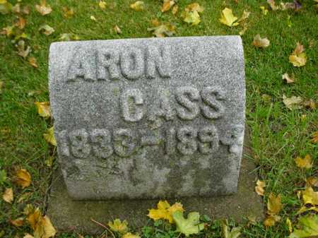 CASS, AARON - Ogle County, Illinois | AARON CASS - Illinois Gravestone Photos