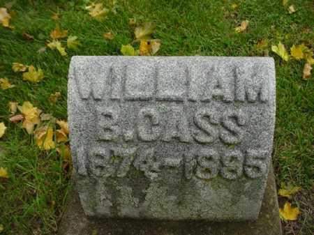 CASS, WILLIAM - Ogle County, Illinois   WILLIAM CASS - Illinois Gravestone Photos