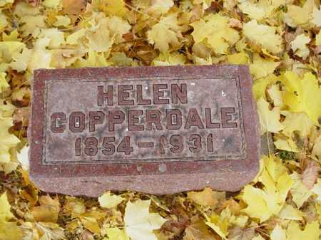 COPPERDALE, HELEN - Ogle County, Illinois | HELEN COPPERDALE - Illinois Gravestone Photos