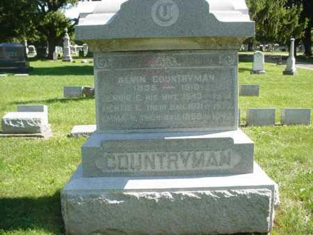 COUNTRYMAN, MERTIE - Ogle County, Illinois | MERTIE COUNTRYMAN - Illinois Gravestone Photos