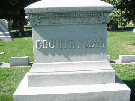 COUNTRYMAN, FAMILY STONE - Ogle County, Illinois | FAMILY STONE COUNTRYMAN - Illinois Gravestone Photos