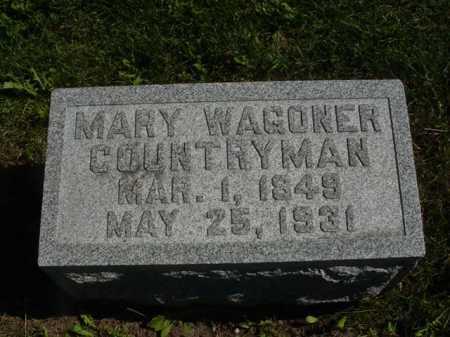COUNTRYMAN, MARY - Ogle County, Illinois | MARY COUNTRYMAN - Illinois Gravestone Photos
