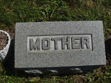 COUNTRYMAN, MOTHER - Ogle County, Illinois   MOTHER COUNTRYMAN - Illinois Gravestone Photos