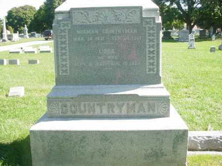 COUNTRYMAN, LIBBIE - Ogle County, Illinois   LIBBIE COUNTRYMAN - Illinois Gravestone Photos