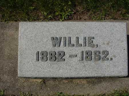 COUNTRYMAN, WILLIE - Ogle County, Illinois | WILLIE COUNTRYMAN - Illinois Gravestone Photos
