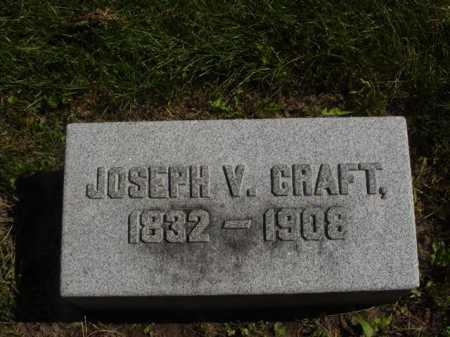CRAFT, JOSEPH - Ogle County, Illinois | JOSEPH CRAFT - Illinois Gravestone Photos
