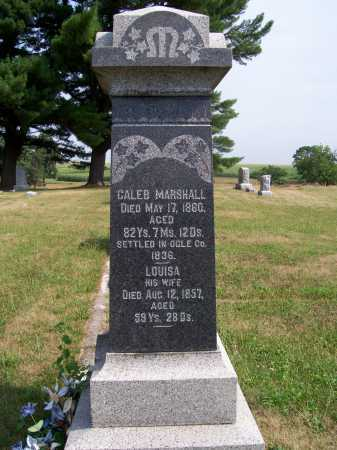 MARSHALL, CHARLES E. - Ogle County, Illinois | CHARLES E. MARSHALL - Illinois Gravestone Photos