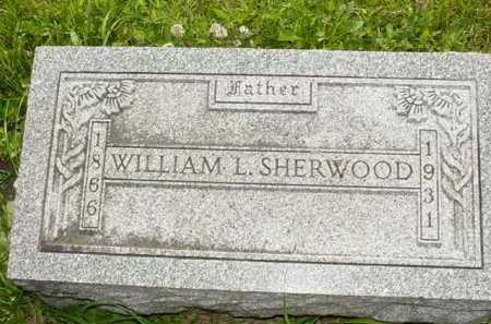 SHERWOOD, WILLIAM L. - Ogle County, Illinois | WILLIAM L. SHERWOOD - Illinois Gravestone Photos