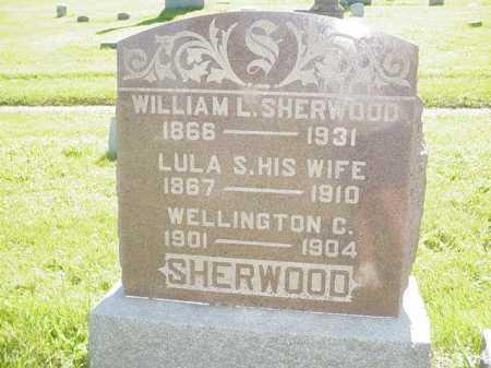SHERWOOD, WILLIAM L. - Ogle County, Illinois | WILLIAM L. SHERWOOD - Illinois Gravestone Photos