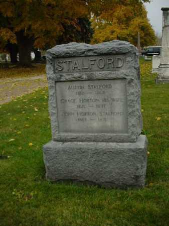 STALFORD, AUSTIN - Ogle County, Illinois | AUSTIN STALFORD - Illinois Gravestone Photos