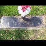 BRATCHER, JOSEPH C - Peoria County, Illinois   JOSEPH C BRATCHER - Illinois Gravestone Photos
