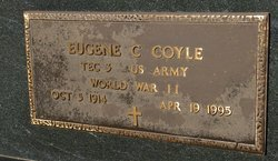 "COYLE, EUGENE E. ""LEFTY"" - Peoria County, Illinois 