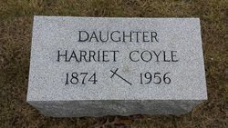 "COYLE, HARRIET M. ""HATTIE"" - Peoria County, Illinois 