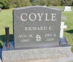 COYLE, RICHARD E. - Peoria County, Illinois   RICHARD E. COYLE - Illinois Gravestone Photos