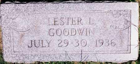 GOODWIN, LESTER L. - Peoria County, Illinois | LESTER L. GOODWIN - Illinois Gravestone Photos