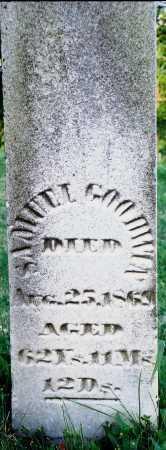 GOODWIN, SAMUEL - Peoria County, Illinois | SAMUEL GOODWIN - Illinois Gravestone Photos