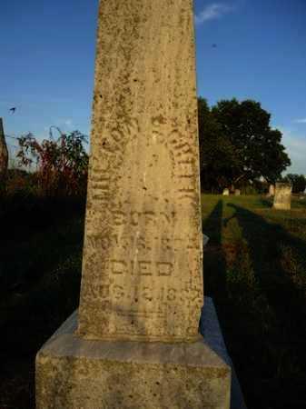 CHEEK, MILTON E. - Pike County, Illinois | MILTON E. CHEEK - Illinois Gravestone Photos