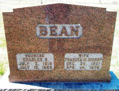 BISHOP BEAN, FRANCIS M. - Rock Island County, Illinois | FRANCIS M. BISHOP BEAN - Illinois Gravestone Photos