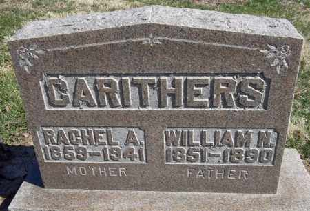CARITHERS, WILLIAM N. - Rock Island County, Illinois | WILLIAM N. CARITHERS - Illinois Gravestone Photos