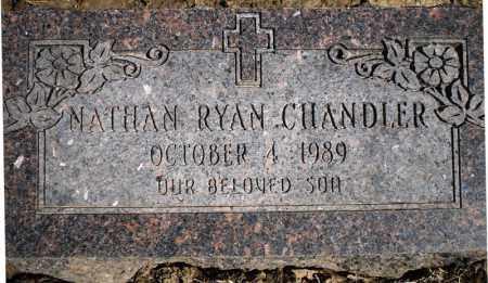 CHANDLER, NATHAN RYAN - Rock Island County, Illinois | NATHAN RYAN CHANDLER - Illinois Gravestone Photos