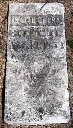 DRURY, ISAIAH - Rock Island County, Illinois   ISAIAH DRURY - Illinois Gravestone Photos