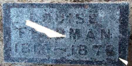 FELDMAN, LOUISE - Rock Island County, Illinois   LOUISE FELDMAN - Illinois Gravestone Photos