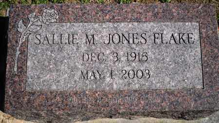 FLAKE, SALLIE M. - Rock Island County, Illinois | SALLIE M. FLAKE - Illinois Gravestone Photos