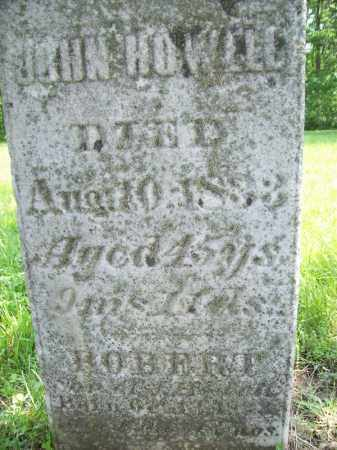 HOWELL, ROBERT - Schuyler County, Illinois | ROBERT HOWELL - Illinois Gravestone Photos