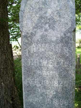 HOWELL, THOMAS S. - Schuyler County, Illinois   THOMAS S. HOWELL - Illinois Gravestone Photos