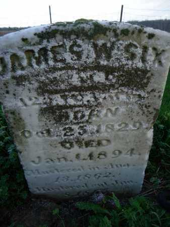 SIX, JAMES W. - Scott County, Illinois | JAMES W. SIX - Illinois Gravestone Photos