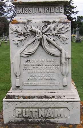 PUTNAM, HOLDEN - Stephenson County, Illinois | HOLDEN PUTNAM - Illinois Gravestone Photos