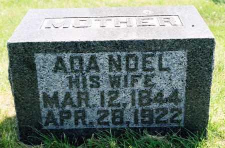 NOEL BAILEY, ADA - Tazewell County, Illinois   ADA NOEL BAILEY - Illinois Gravestone Photos