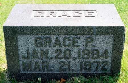 BAILEY, GRACE - Tazewell County, Illinois | GRACE BAILEY - Illinois Gravestone Photos