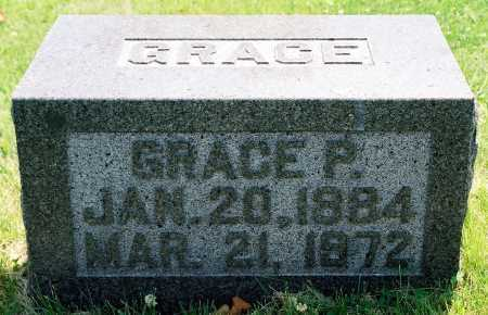 PAWSON BAILEY, GRACE - Tazewell County, Illinois | GRACE PAWSON BAILEY - Illinois Gravestone Photos