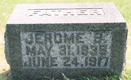 BAILEY, JEROME BONEPART - Tazewell County, Illinois   JEROME BONEPART BAILEY - Illinois Gravestone Photos