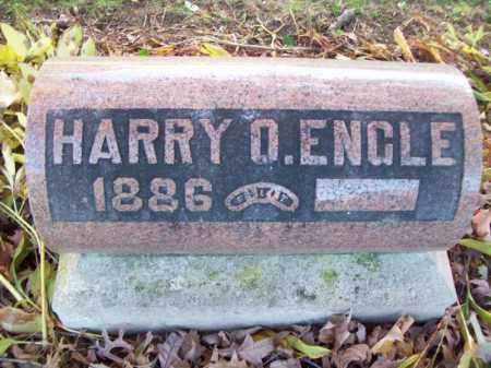 ENGLE, HARRY O - Tazewell County, Illinois | HARRY O ENGLE - Illinois Gravestone Photos