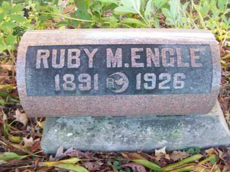 ENGLE, RUBY M - Tazewell County, Illinois | RUBY M ENGLE - Illinois Gravestone Photos