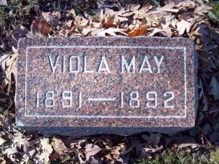 GARBER, VIOLA MAY - Tazewell County, Illinois | VIOLA MAY GARBER - Illinois Gravestone Photos
