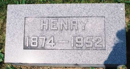 HOUGHTON, HENRY C. - Tazewell County, Illinois | HENRY C. HOUGHTON - Illinois Gravestone Photos