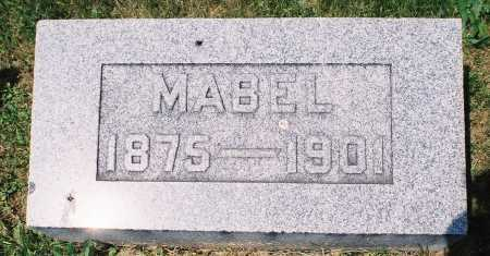 BAILEY HOUGHTON, MABEL (MABELLE) L. - Tazewell County, Illinois   MABEL (MABELLE) L. BAILEY HOUGHTON - Illinois Gravestone Photos