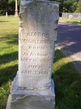 MCGULLOUGH, GEORGE - Tazewell County, Illinois | GEORGE MCGULLOUGH - Illinois Gravestone Photos
