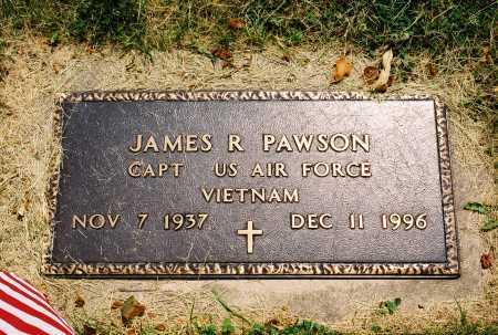 PAWSON, JAMES R. - Tazewell County, Illinois   JAMES R. PAWSON - Illinois Gravestone Photos